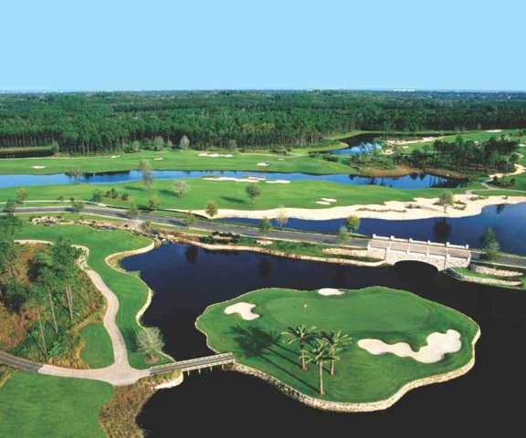 Golf Minnesota travel info.
