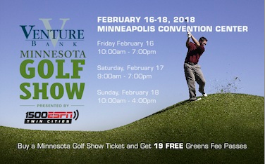 Minnesota golf info