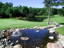 Golf Minnesota.  Minnesota golf resorts.