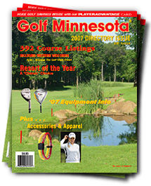 GOLF MINNESOTA, Golf Minnesota Links to Minnesota golf course, Minnesota golf resorts and Minnesota golf businesses.